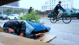 Homeless Crisis Boils Over In Los Angeles, Residents Call For Mayor To Step Down