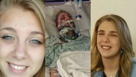 Woman Who Gouged Her Eyes out While on Drugs Vows Not to Give Up