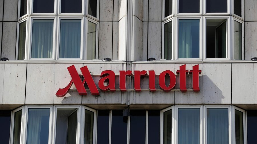 Clues in Marriott Hack Could Implicate China