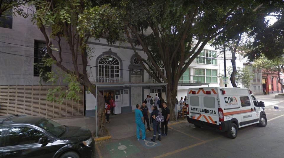 mexico city organ harvesting hospital