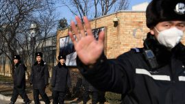 China Detains Third Canadian Citizen for Working Illegally