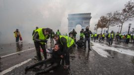 Worst Unrest in France in Decades Exposes Deep Dissatisfaction Over Macron's Reforms