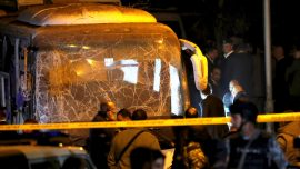 3 Vietnamese Tourists, Local Guide Killed, 10 Injured in Bus Blast Near Giza Pyramids in Egypt