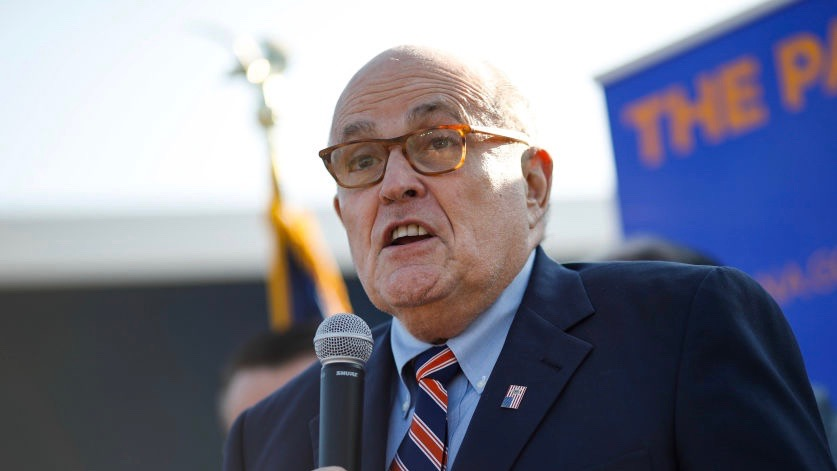 Trump's Lawyer Rudy Giuliani Exposes Holes in Mueller Investigation