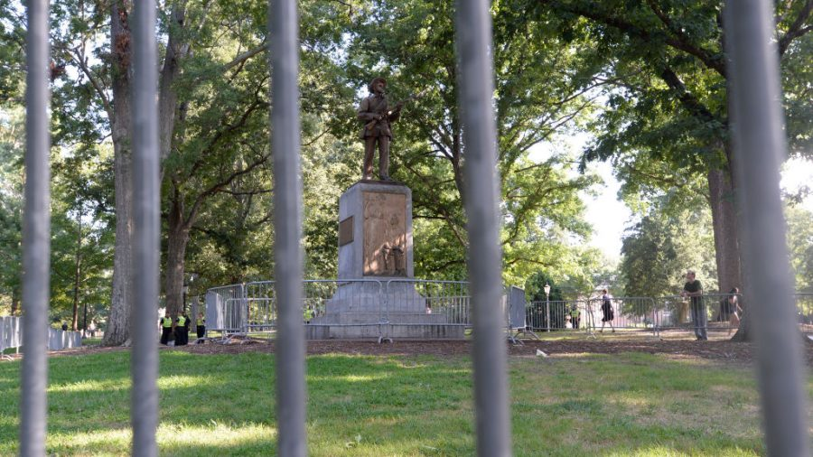University of North Carolina Board Recommends New Building for Silent Sam Statue