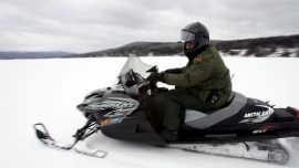 Four Missing Snowmobile Riders From South Dakota Spotted in Wyoming