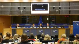 Film Exposing China's On-demand Killing Moves Audiences in EU Parliament Building