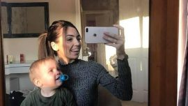Mother, 22, Reveals What Stranger Told Her Before Trying to Jump From Building