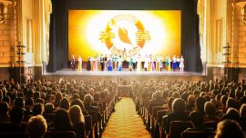'Art Definitely Connects You to the Divine': Shen Yun Inspires Audience With Its Messages