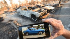 Homeowner Equipment Caused California Wine Country Fire