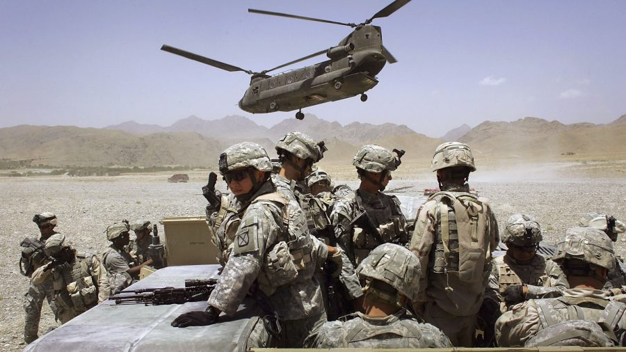 2 US Service Members Die in Helicopter Crash in Afghanistan