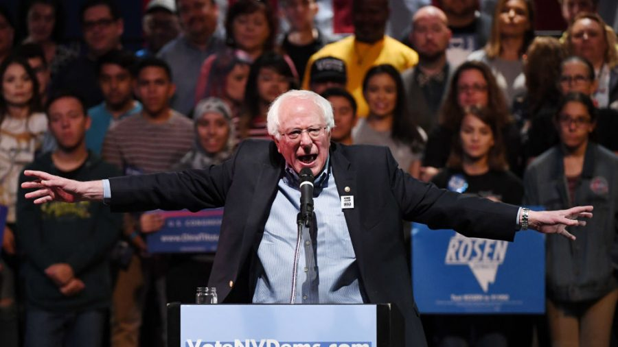 Bernie Sanders Says Felons Should Be Allowed to Vote From Behind Bars