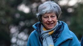 UK's Theresa May Rejects Pivot Towards Brexit Customs Union Compromise