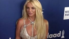 Britney Spears Suspends Shows After Dad 'Almost Died'