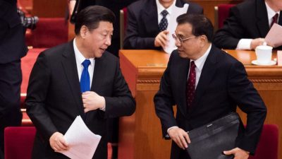 China's Premier Admits to Serious Economic Crisis, With 600 Million People Earning $140 a Month