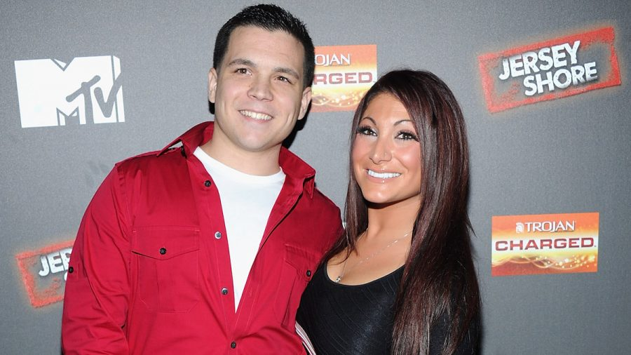 'Jersey Shore' Deena Cortese and Husband Welcome First Baby