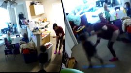 Colorado Nanny Caught on Camera Hitting and Swearing at Children