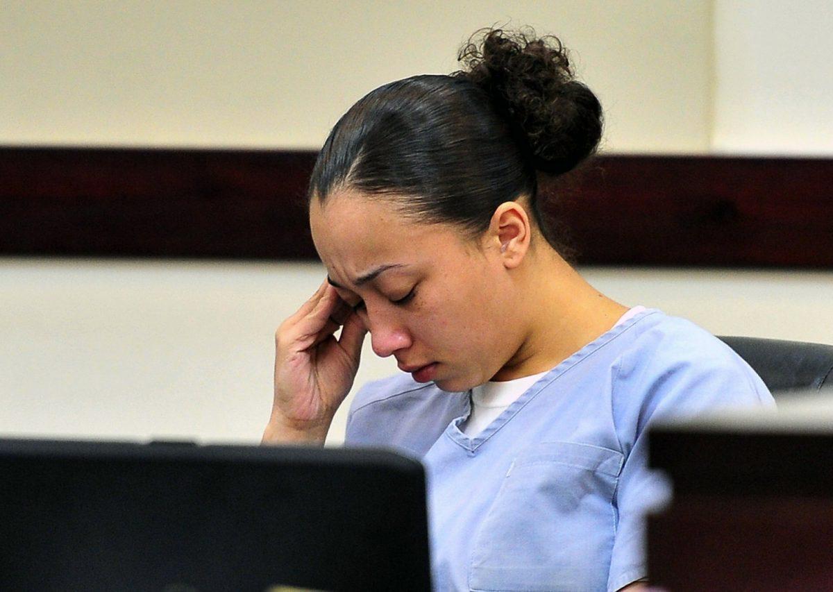 Freed Inmate Cyntoia Brown Marries Recording Artist J. Long