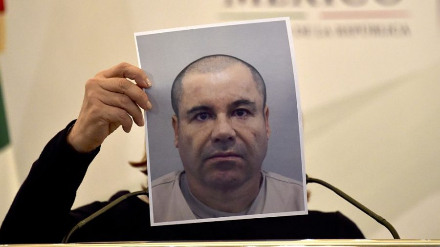 Jury Sees El Chapo Texts Sent to Wife While on the Run