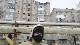 Russian Gas Explosion Kills 1, Injures 2 Others