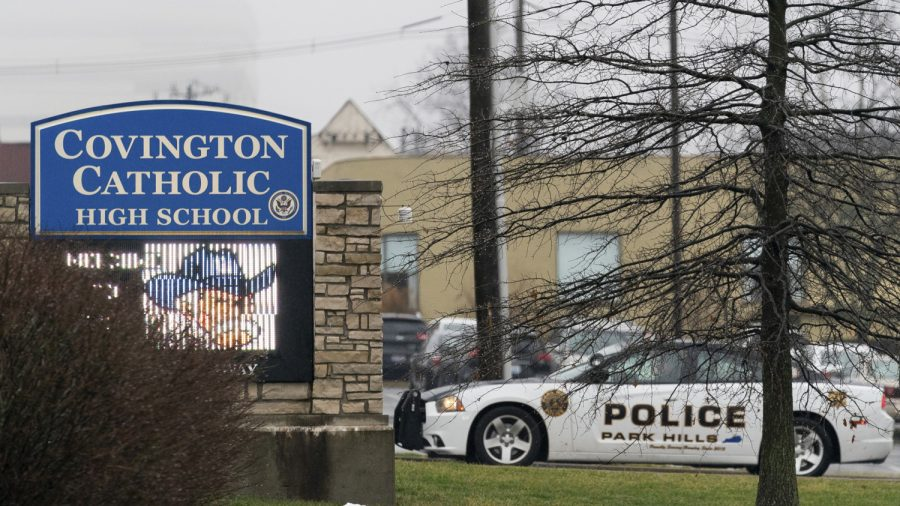 Teacher Who Misidentified Covington Student, Called Him 'Hitler Youth' Recommended for Firing