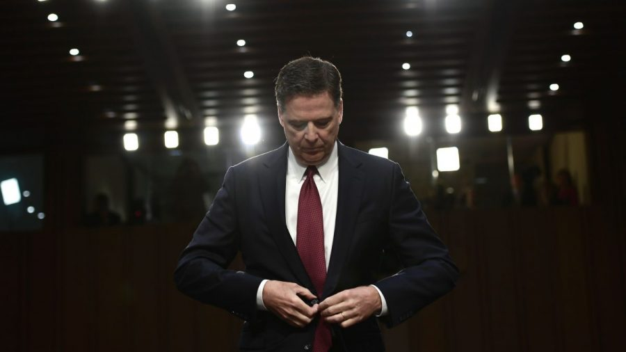 'I Have No Idea What He's Talking About:' Comey Responds to Barr's 'Spying' Allegation