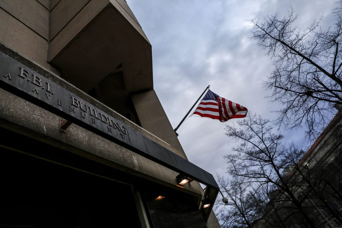 The FBI headquarters in Washington on Jan. 7, 2019. (Samira Bouaou/The Epoch Times)