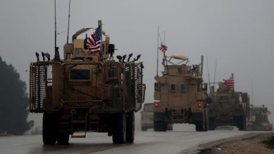 Most Americans Support Syria Pullout: Poll