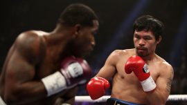 Manny Pacquiao's Los Angeles Home Ransacked While He Wins Fight in Las Vegas