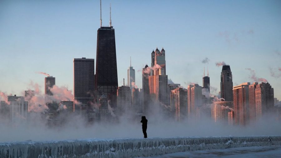 Deadly polar vortex will give way to warmer temperatures this weekend