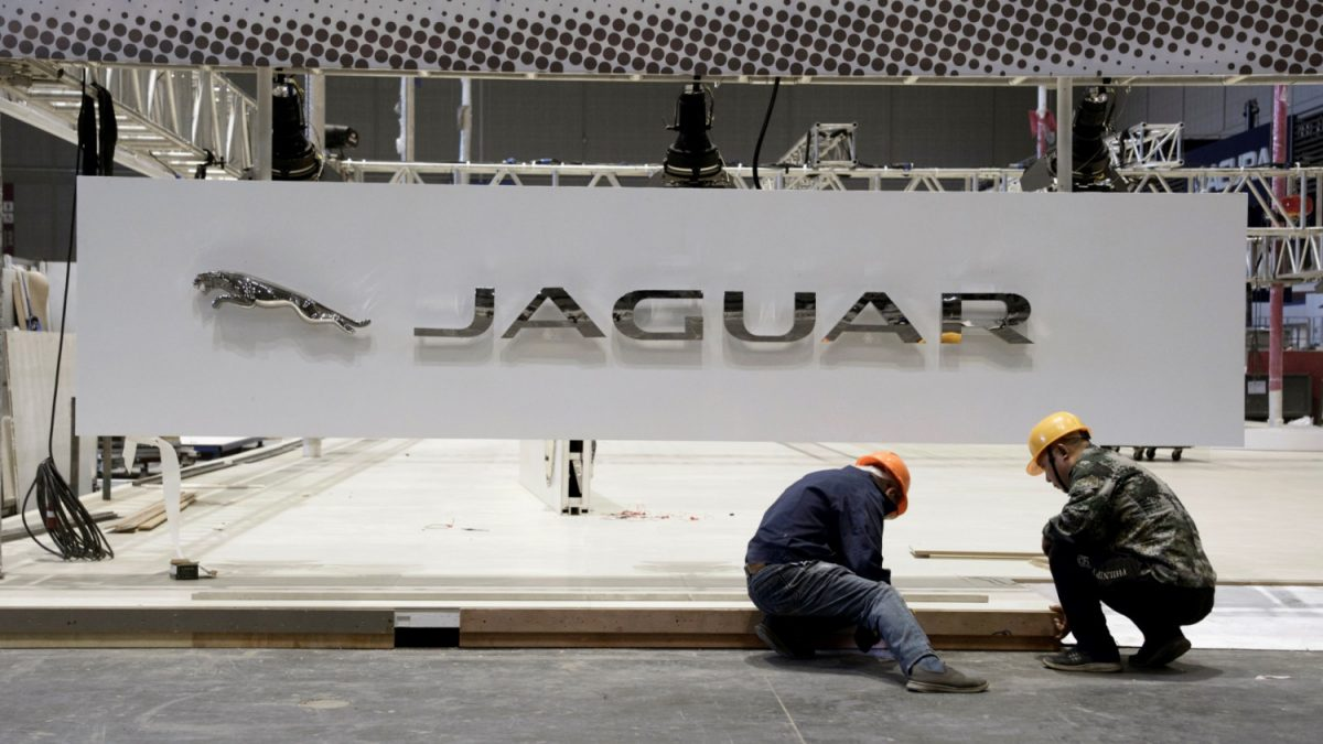 Jaguar Land Rover in China