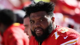Homeless Man Who Rescued KC Chiefs Player From the Snow Gets His Reward