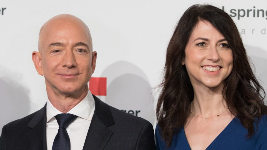 MacKenzie Bezos Reveals Donation to Group That Wants to Abolish Police, Prisons