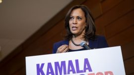 Kamala Harris Says She'll Take Away Some Gun Dealers' Licenses If Elected President