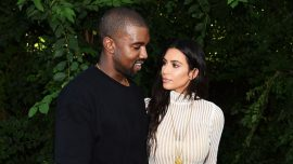 Kanye West Surprises Kim With a Kenny G Serenade for Valentine's Day