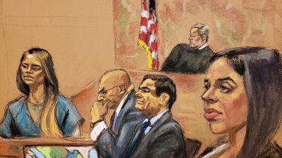 Woman, Testifying Against El Chapo, Details Affair