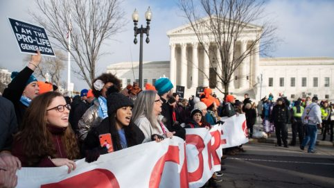 Thousands Attend March for Life as Trump and Pence Pledge Support