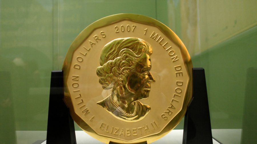 Four Men Face Trial in Berlin for Giant Gold Coin Heist
