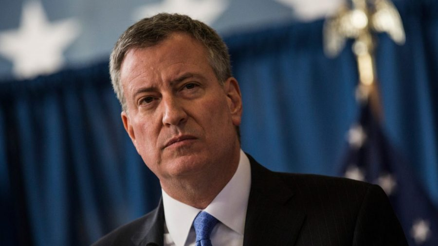Internal NYPD Accident Report Unveils de Blasio's 2015 Car