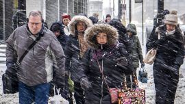 Winter Weather Advisories Issued for 9 Northeastern States