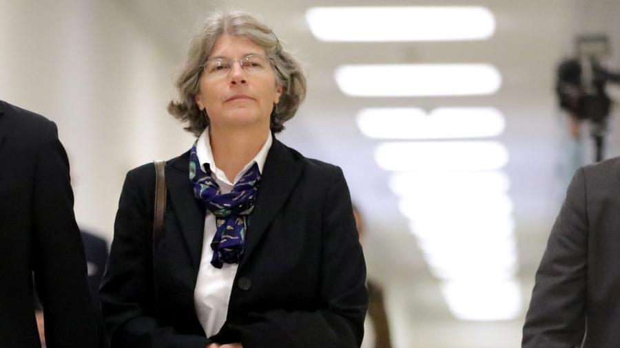 Mark Meadows Refers Nellie Ohr to DOJ for Investigation