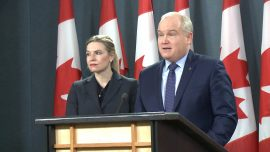 Canada's Opposition Party Says PM Should Phone Chinese Leader to Demand Release of Canadians