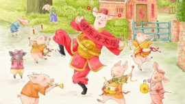 Celebrating Chinese New Year 2019: The Year of the Pig