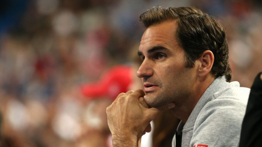'I Hope He Would Be Proud': Roger Federer in Tears Over Former Coach Peter Carter