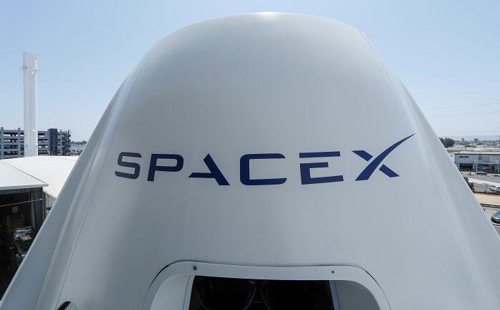 Elon Musk reveals assembled Starship test rocket