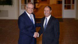 Support for Australian Government Rises Ahead of Election