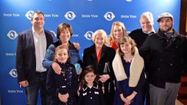 Shen Yun Inspires Family With Beauty and Goodness
