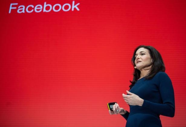Sheryl Sandberg COO of Facebook
