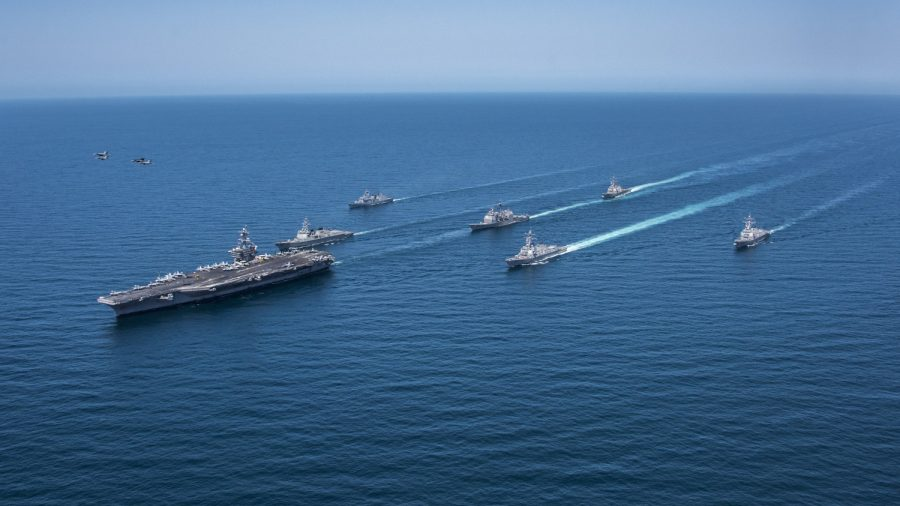 Series of UFO Reports Spark Call for New US Navy Guidelines