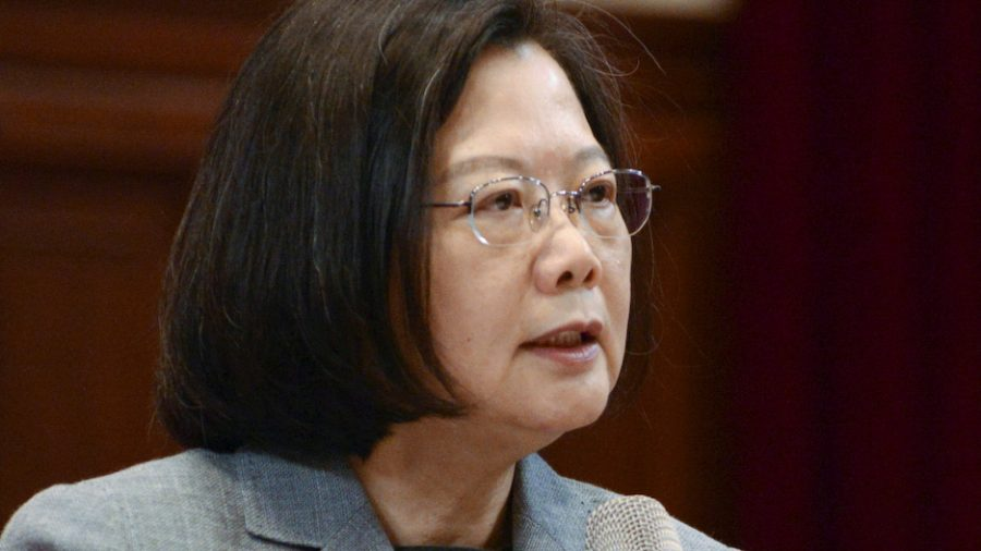 Taiwan President Calls For International Support Against China Threats
